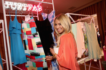 Stassi Schroeder JustFab Celebrates Launch Of Ready-To-Wear