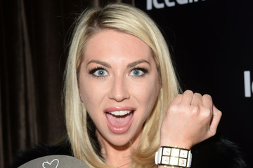 Stassi Schroeder IceLink Generation 6TZ Watch Collection Launch Party With Whitney Port