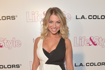 Stassi Schroeder Arrivals at Life & Style Weekly's 10-Year Anniversary Party