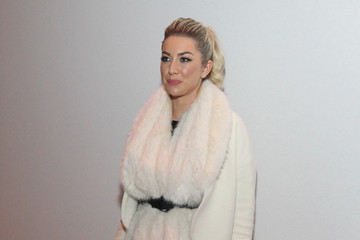 Stassi Schroeder TRESemme at Erin Fetherston - Front Row/Backstage - Mercedes-Benz Fashion Week Fall 2015