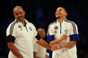 Stephen Curry Dell Curry Photos Photo