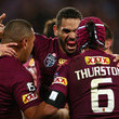 Greg Inglis and Johnathan Thurston Photos