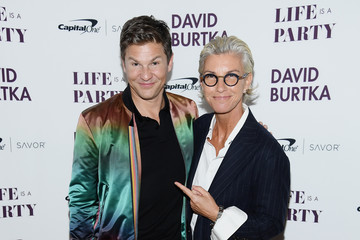 Stavey Griffith David Burtka Celebrates The Launch Of The Life Is A Party Cookbook In New York City With The Capital One Savor® Credit Card