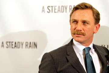 "Daniel Craig ""A Steady Rain"" Broadway Opening Night - Press Conference"