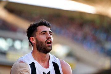 Steele Sidebottom AFL Rd 21 - Port Adelaide v Collingwood