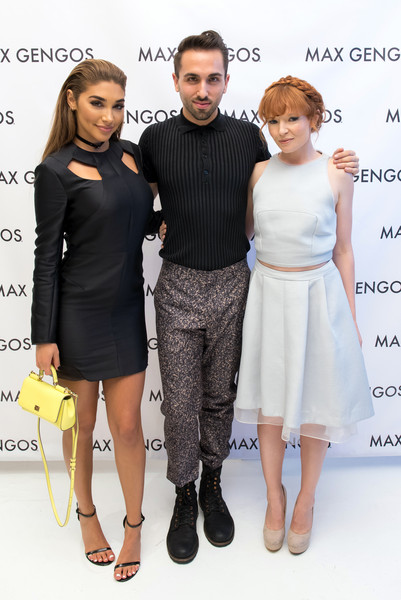 Max Gengos - Presentation - Spring 2016 New York Fashion Week