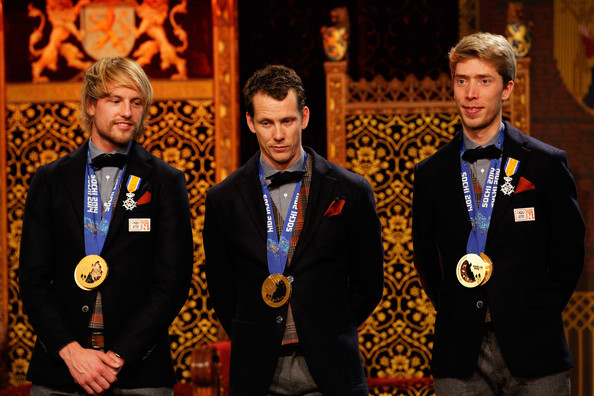 Welcome Home Reception Held For Dutch Winter Olympic Medalists