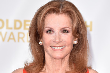 Stefanie Powers Celebrities Pose at the 55th Monte Carlo TV Festival