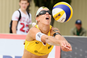 Stefanie Schwaiger FIVB Sochi Open Presented by VTB - Day 4