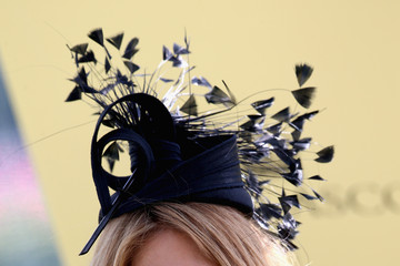Steffi Graf Royal Ascot: Day 1