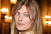 Constance Jablonski attends the Stella McCartney show as part of the Paris Fashion Week Womenswear Fall/Winter 2019/2020  on March 04, 2019 in Paris, France.