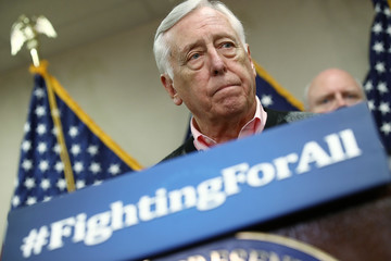 Steny Hoyer House Democrats Attend Party Conference in Baltimore