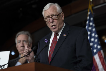 Steny Hoyer House Democrats Hold News Conference On Trump Administration's Targeting Of The Affordable Care Act's Pre-Existing Condition