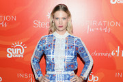 Actress January Jones attends Step Up's 13th Annual Inspiration Awards at The Beverly Hilton Hotel on May 20, 2016 in Beverly Hills, California.