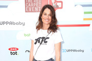 Robin Tunney attends Step2 Presents 7th Annual Celebrity Red CARpet Event by New Bloom Media Benefiting Baby 2 Baby at Sony Pictures Studios on September 22, 2018 in Culver City, California.
