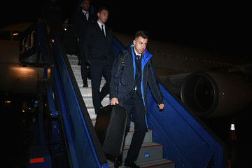 Stephan El Shaarawy Italy Travels to Sweden