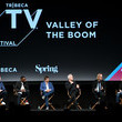 Stephan Paternot Premiere Of National Geographic's 'Valley of The Boom' At Tribeca TV Festival