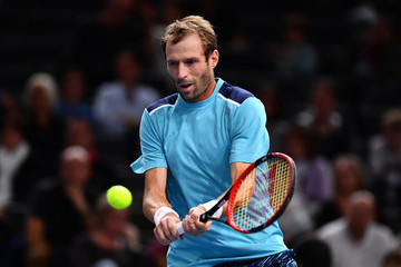 Stephane Robert BNP Paribas Masters - Day One