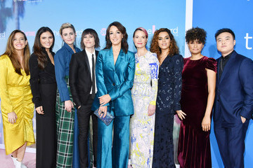 Stephanie Allynne Premiere Of Showtime's 'The L Word: Generation Q' - Red Carpet