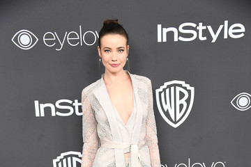 Stephanie Corneliussen Warner Bros. Pictures and InStyle Host 18th Annual Post-Golden Globes Party - Arrivals
