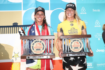 Stephanie Gilmore Vans US Open of Surfing
