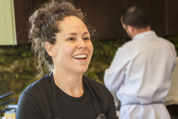 Stephanie Izard American Express Platinum House x Stephanie Izard at the FOOD & WINE Classic