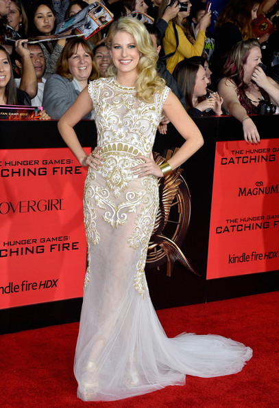 Stephanie Leigh Schlund Pictures - 'The Hunger Games ...