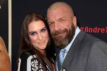 Stephanie McMahon Premiere Of HBO's 'Andre The Giant' - Red Carpet