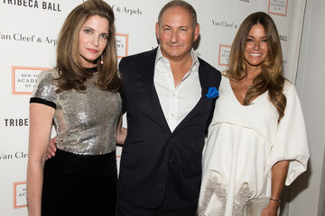Stephanie Seymour Celebrities Attend the 2015 Tribeca Ball