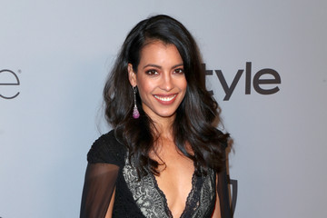 Stephanie Sigman The 2018 InStyle and Warner Bros. 75th Annual Golden Globe Awards Post-Party - Red Carpet