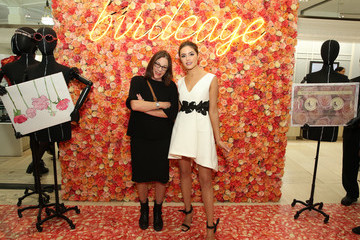 Stephanie Solomon Birdcage Spring Launch Event at Lord & Taylor