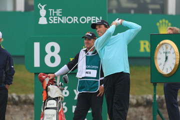 Stephen Ames The Senior Open Championship - Day Two