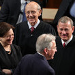 Stephen Breyer Trump Addresses the Nation in His First State of the Union Address to Joint Session of Congress