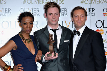 Stephen Campbell Moore The Olivier Awards with Mastercard - Winners Room
