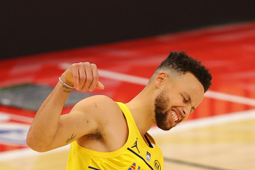 Stephen Curry 2021 NBA All-Star Game