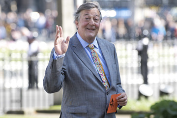 Stephen Fry Service Of Thanksgiving For Lord Snowden