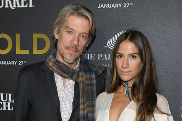 Stephen Gaghan TWC-Dimension Hosts the World Premiere of 'Gold' - Red Carpet