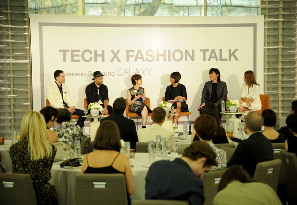 Tech x Fashion Talk Powered by Samsung