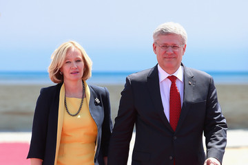 Stephen Harper The 70th Anniversary of D-Day Landings Commemorated