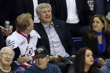 Stephen Harper CHL/NHL Top Prospects Game