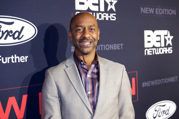 Stephen Hill BET's 'The New Edition Story' Premiere Screening