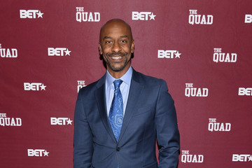 Stephen Hill BET Presents The Premiere Screening Of 'The Quad' - Arrivals