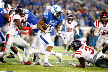 Stephen Johnson Mississippi v Kentucky