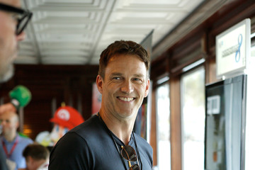 Stephen Moyer Nintendo Lounge On The TV Guide Magazine Yacht At Comic-Con #TVGMYacht - Day 3