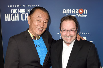 Stephen Root Premiere Of Amazon's 'Man In The High Castle' Season 2 - Red Carpet