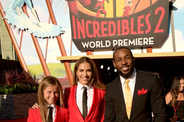"Stephen Twitch Boss Premiere Of Disney And Pixar's ""Incredibles 2"" - Red Carpet"