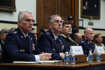 Stephen Wilson House Armed Services Committee Holds Hearing On Military Assessment Of Nuclear Deterrence Requirements