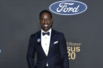 Sterling K. Brown 51st NAACP Image Awards - Arrivals