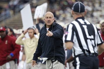 Steve Addazio Boston College v Purdue