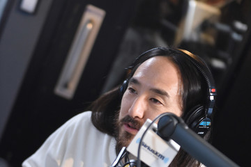 Steve Aoki SiriusXM Hits 1 Channel Launches 'Hits 1 in Hollywood' Hosted By Michael Yo, Tony Fly and Symon Live From the Capitol Records Tower